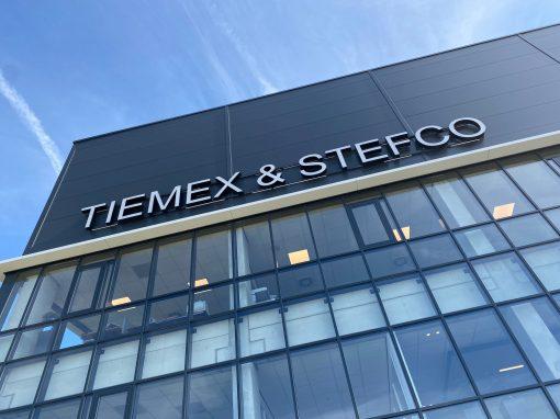 Nieuwe Vriend, Tiemex & Stefco!
