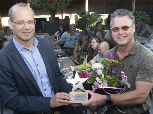 Roel Dijkman winnaar Liemers Compliment